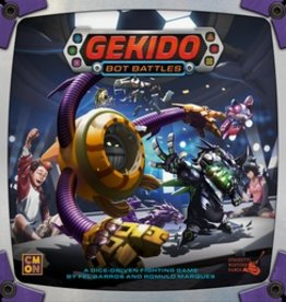 Cool Mini Or Not Gekido - Bot Battle (EN)