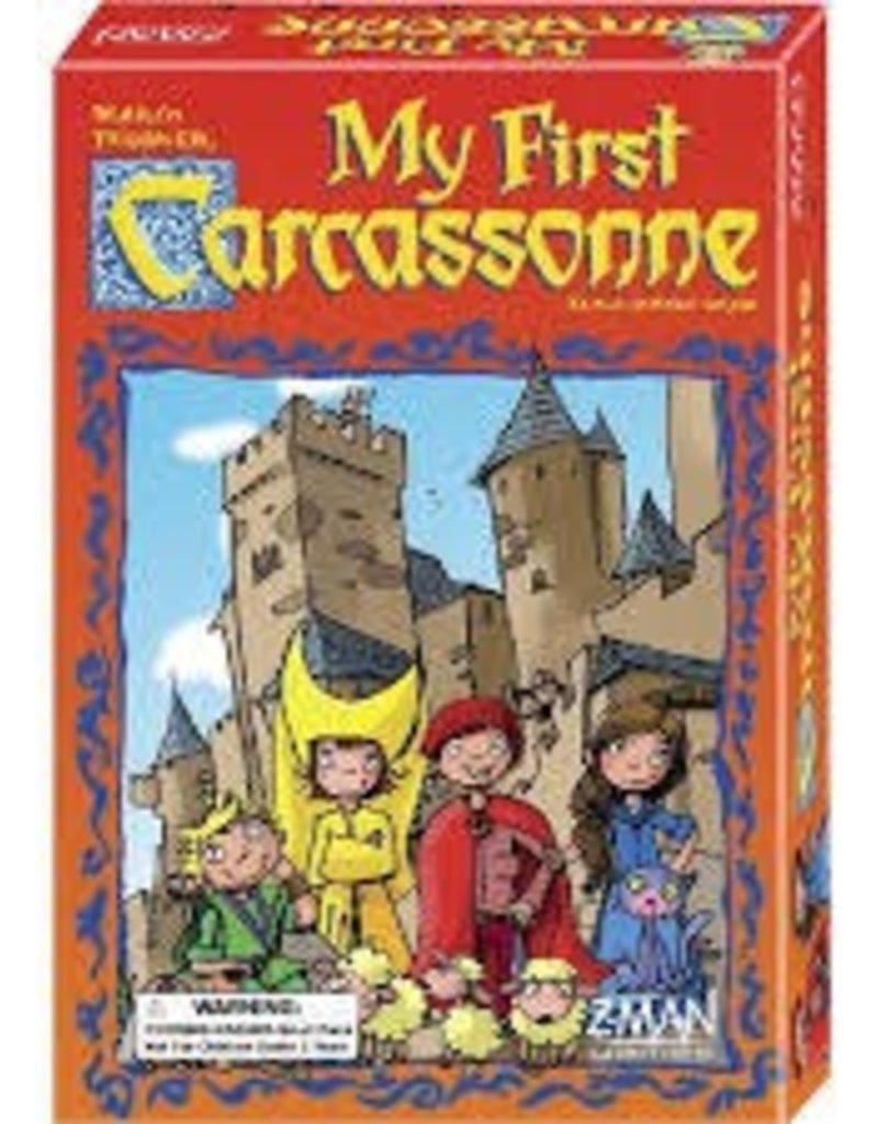 Z-Man Games My first carcassonne (EN)
