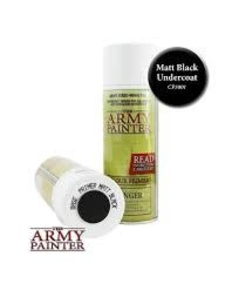 Army Painter Army Painter - Primer Black Matte
