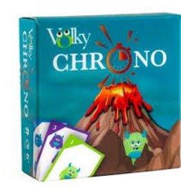 Les Monstres Volky inc. Volky Chrono (ML)