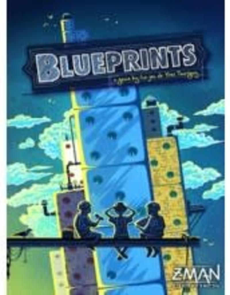 Z-Man Games Blueprints (FR)