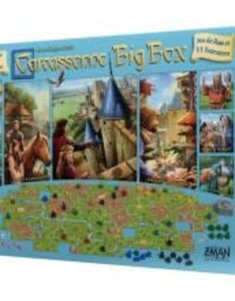 Z-Man Games Carcassonne Big Box 2017 (FR)