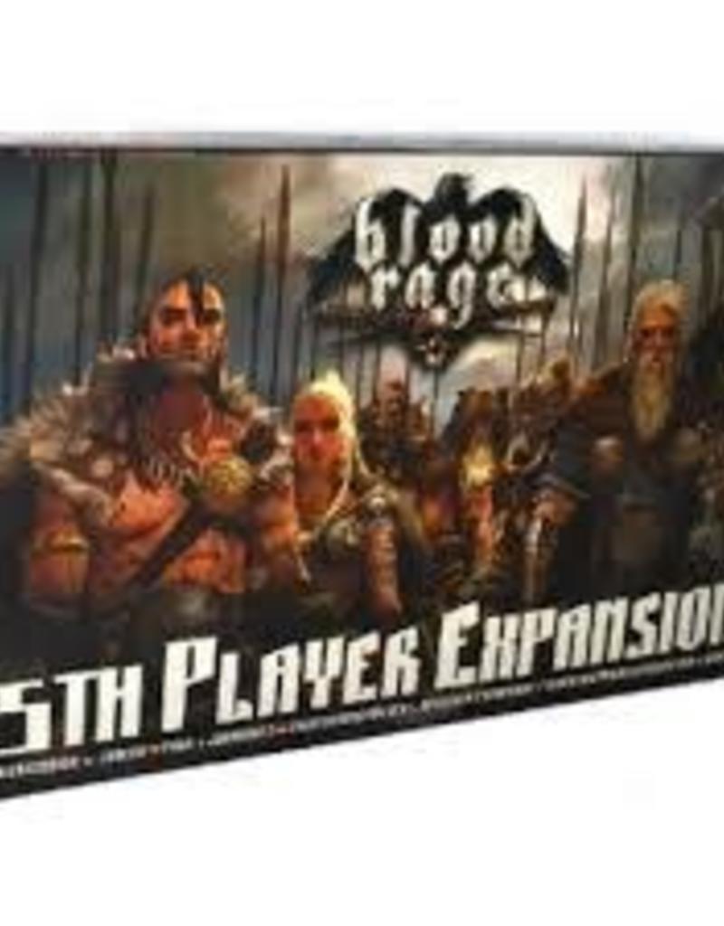 Cool Mini Or Not Blood Rage - Extension 5ième joueur (FR)