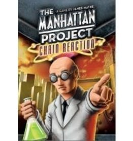 Minion Games The Manhattan Project: Chain Reaction (EN)