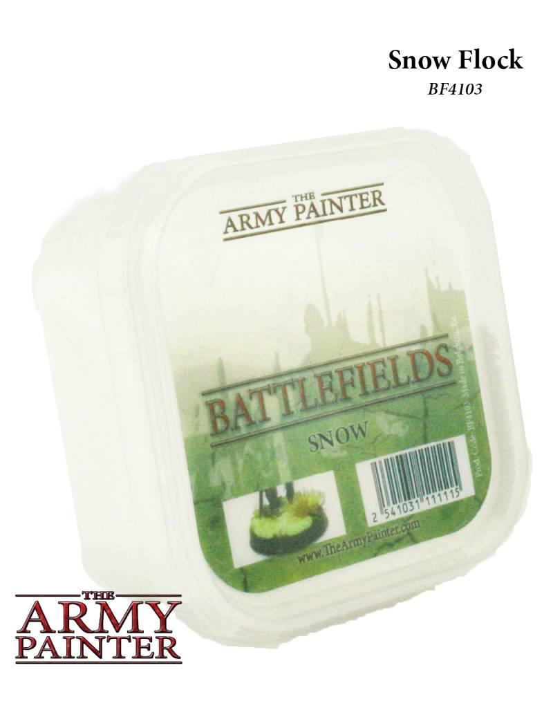 Army Painter Battlefields: Snow Flock