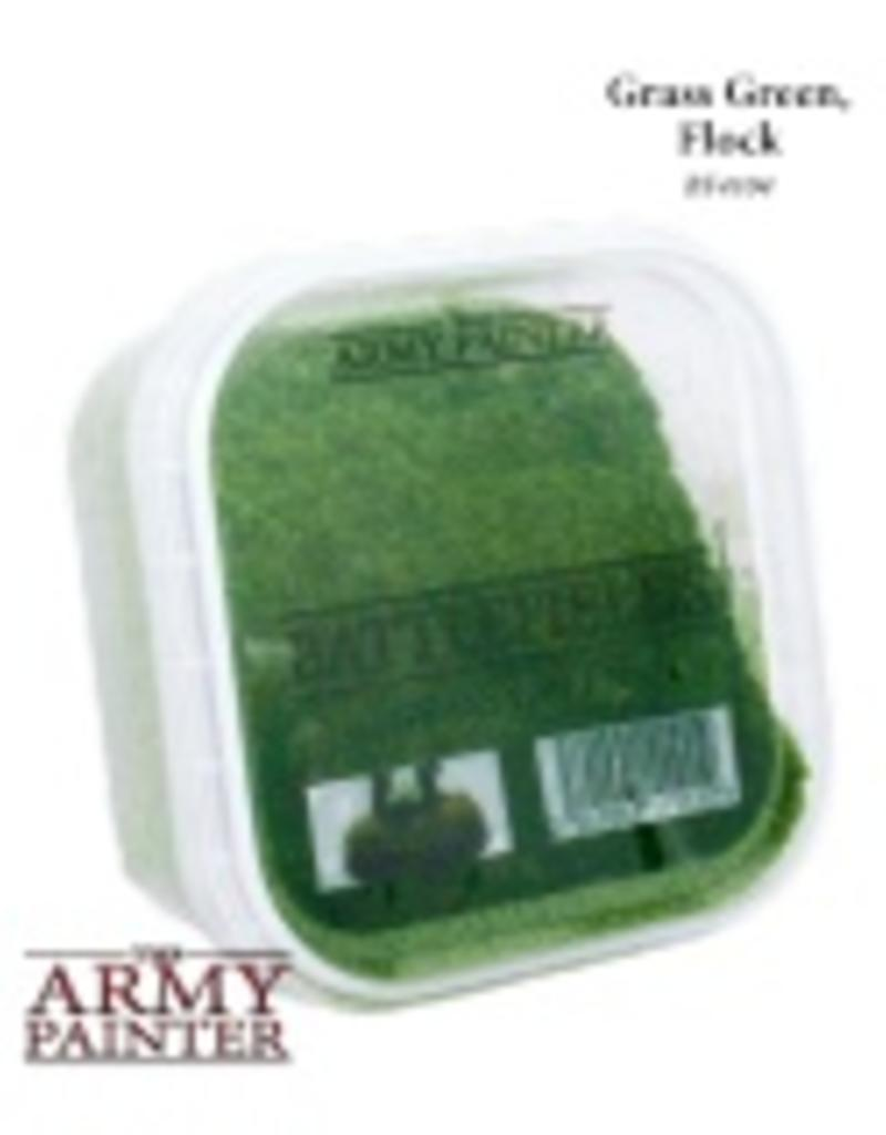 Army Painter Battlefields: Grass Green, Flock