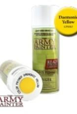Army Painter Army Painter - Primer Daemonic Yellow Spray