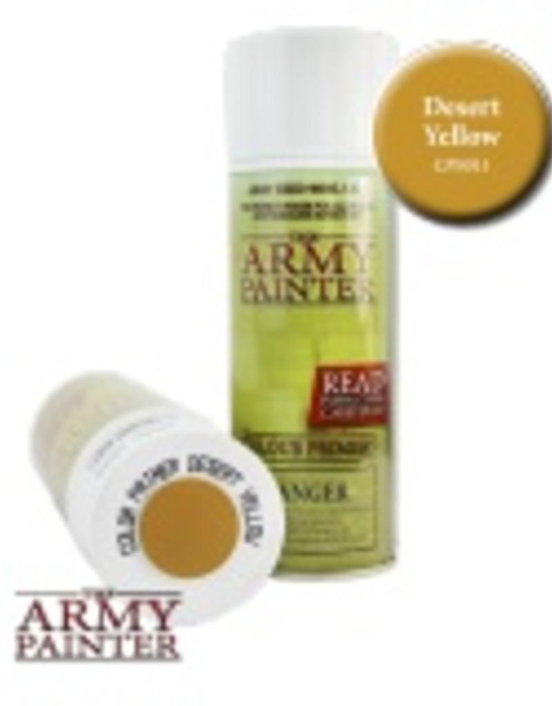 Army Painter Army Painter - Primer Desert Yellow Spray