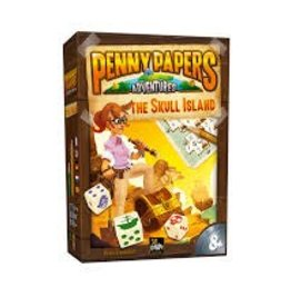 Penny Paper Adventures - L'île aux Crânes (FR)