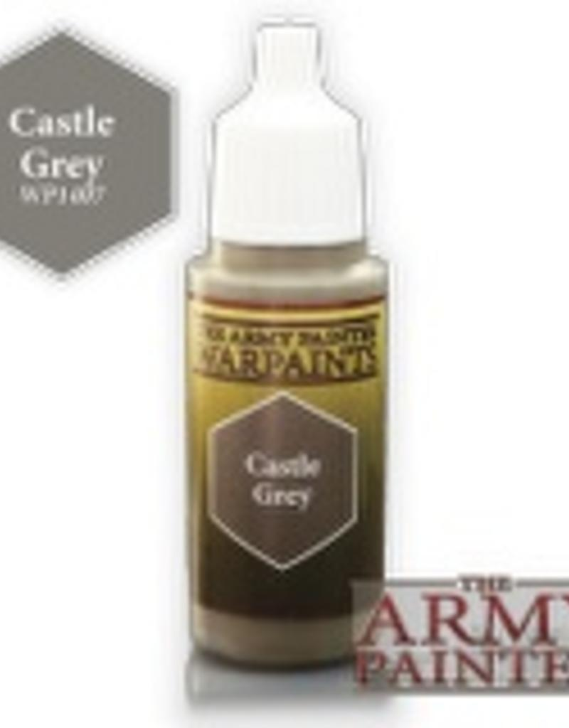 Army Painter Acrylics Warpaints - Castle Grey