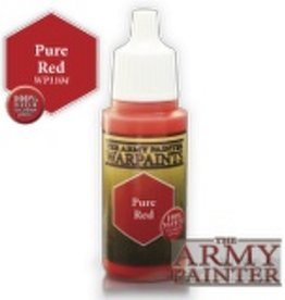 Army Painter Acrylics Warpaints - Pure Red