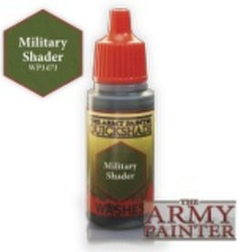 Army Painter Washes Warpaints - Military Shader