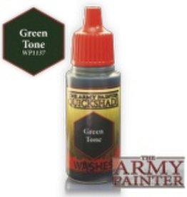Army Painter Washes Warpaints: Green tone