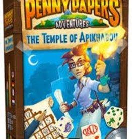Penny Paper Adventures - Le Temple d'Apikhabou (FR)