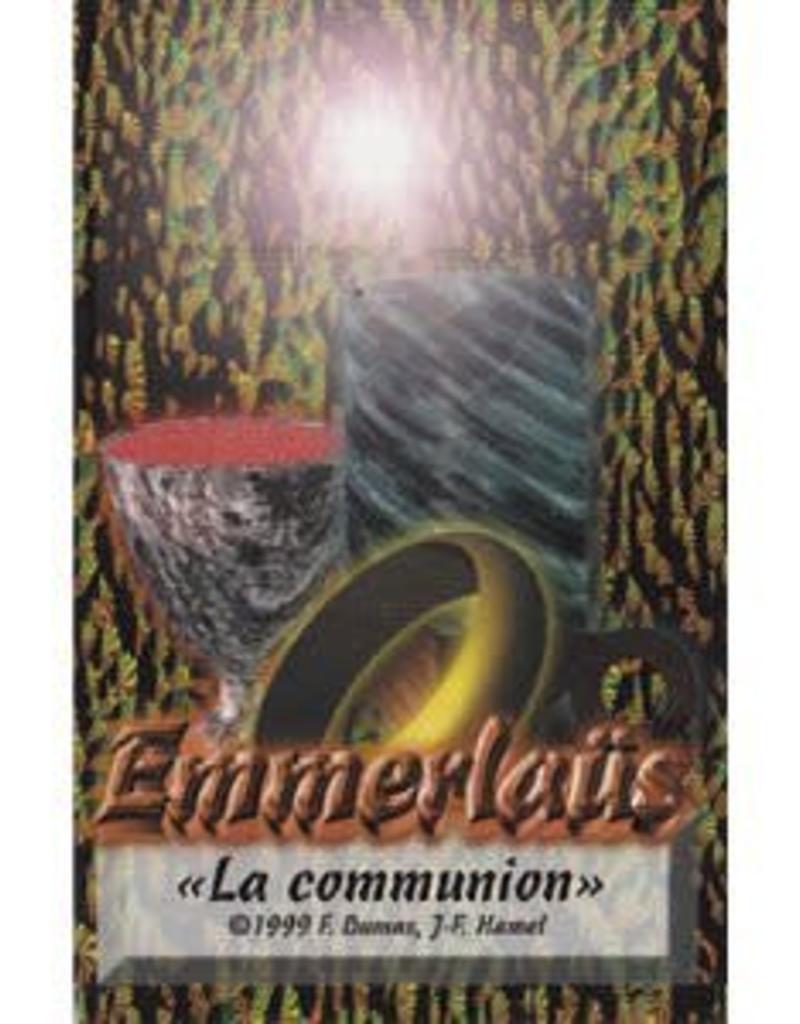 Créations Chaos inc. Emmerlaus: Ext. La Communion (FR)
