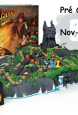 Restoration Games Fireball Island - Jeu de Base