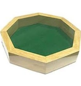 Koplow Games Dice Tray Octogonal en Bois