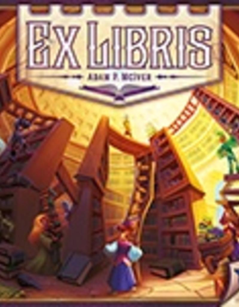 Renegade Game Studio Ex Libris (FR)