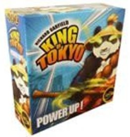 Iello King of Tokyo: Ext. Power Up (FR)