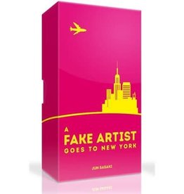 Oink Games A Fake Artist Goes to New-York (FR)