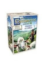 Z-Man Games Carcassonne Ext. Moutons et Collines (FR)