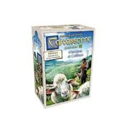 Z-Man Games Carcassonne Ext. Moutons et Collines (FR)