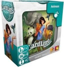 Asmodee Cardline Animaux (FR)