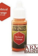 Army Painter Acrylics Warpaints - Mythical Orange