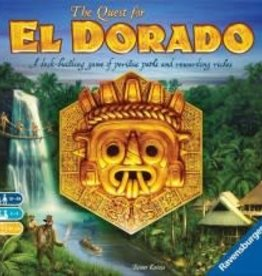 Ravensburger The Quest of El Dorado (EN)