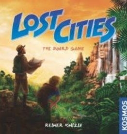 Kosmos Lost Cities - The Board Game (EN)