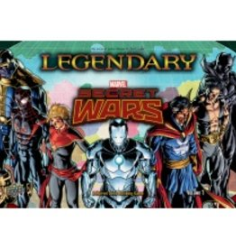 Upper Deck Marvel Legendary: SecretWars