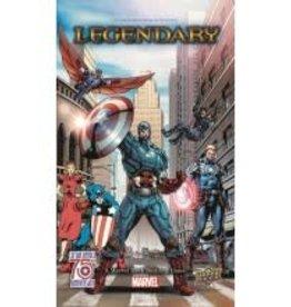 Upper Deck Marvel Legendary: Capt America Expansion (EN)