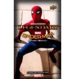 Upper Deck Marvel Legendary: Spider-Man Homecoming  Expansion (EN)