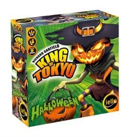 Iello King of Tokyo:  Ext. Halloween 2017 (FR)