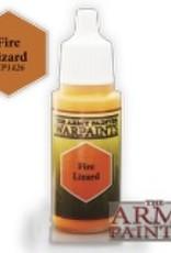 Army Painter Acrylics Warpaints - Fire Lizard