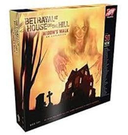 Avalon Hill Betrayal at House on the Hill: Ext. Widow's Walk (EN)
