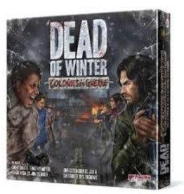 Plaid Hat Games Dead of Winter: Ext. Colonies en Guerre (FR)