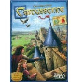 Z-Man Games Carcassonne Basic 2.0 - New Edition (EN)