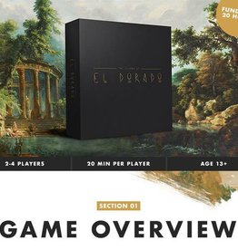 The Island of El Dorado KICKSTARTER (EN)