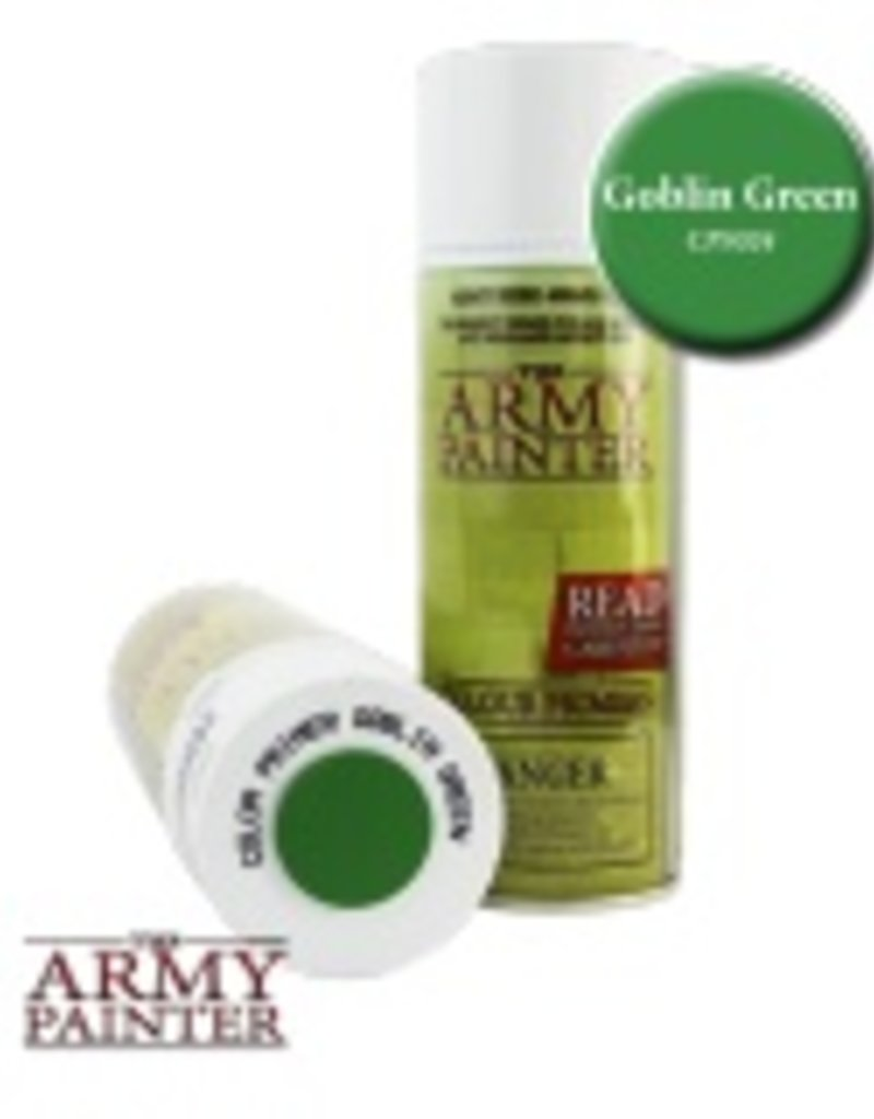 Army Painter - Primer Goblin Green Spray