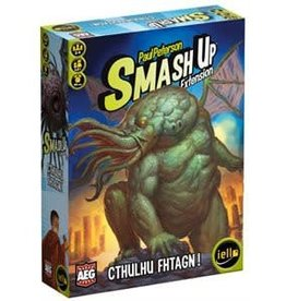 Iello Smash-Up: Ext. Cthulhu Fhtagn (FR)