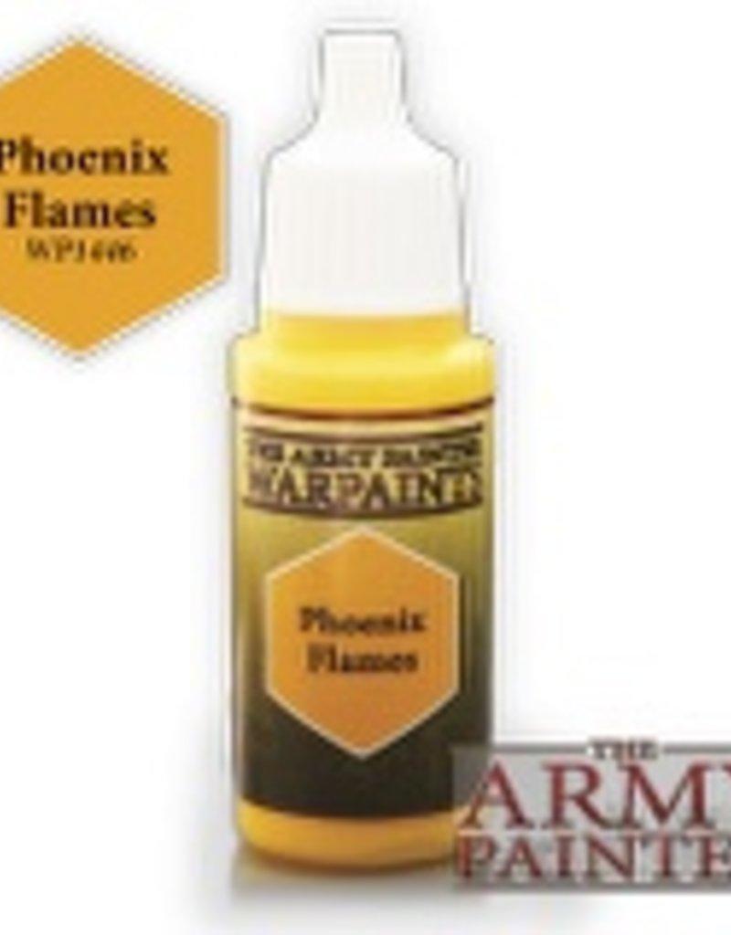 Army Painter Acrylics Warpaints - Phoenix Flames