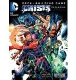 Cryptozoic Entertainment DC COMICS DBG: Ext. CRISIS PACK 1 (ENG)