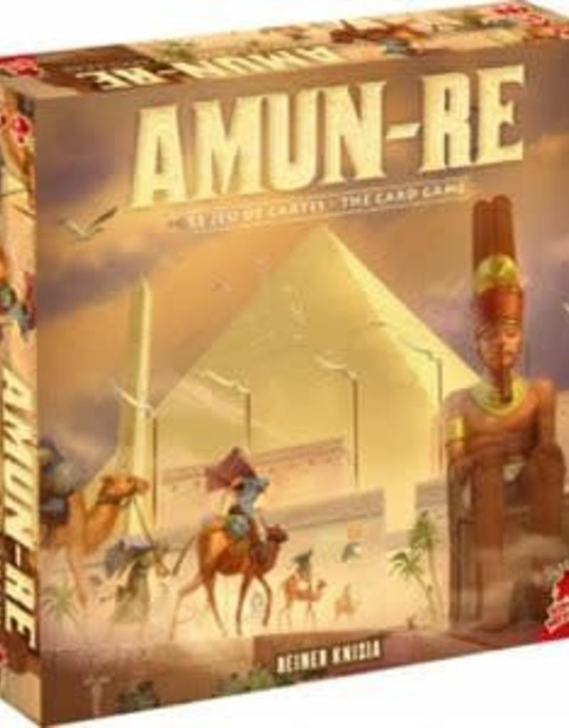 Super Meeple Amun-Re - The Card Game (ML)
