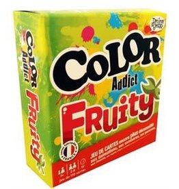 France Cartes Color Addict - Fruity (FR)