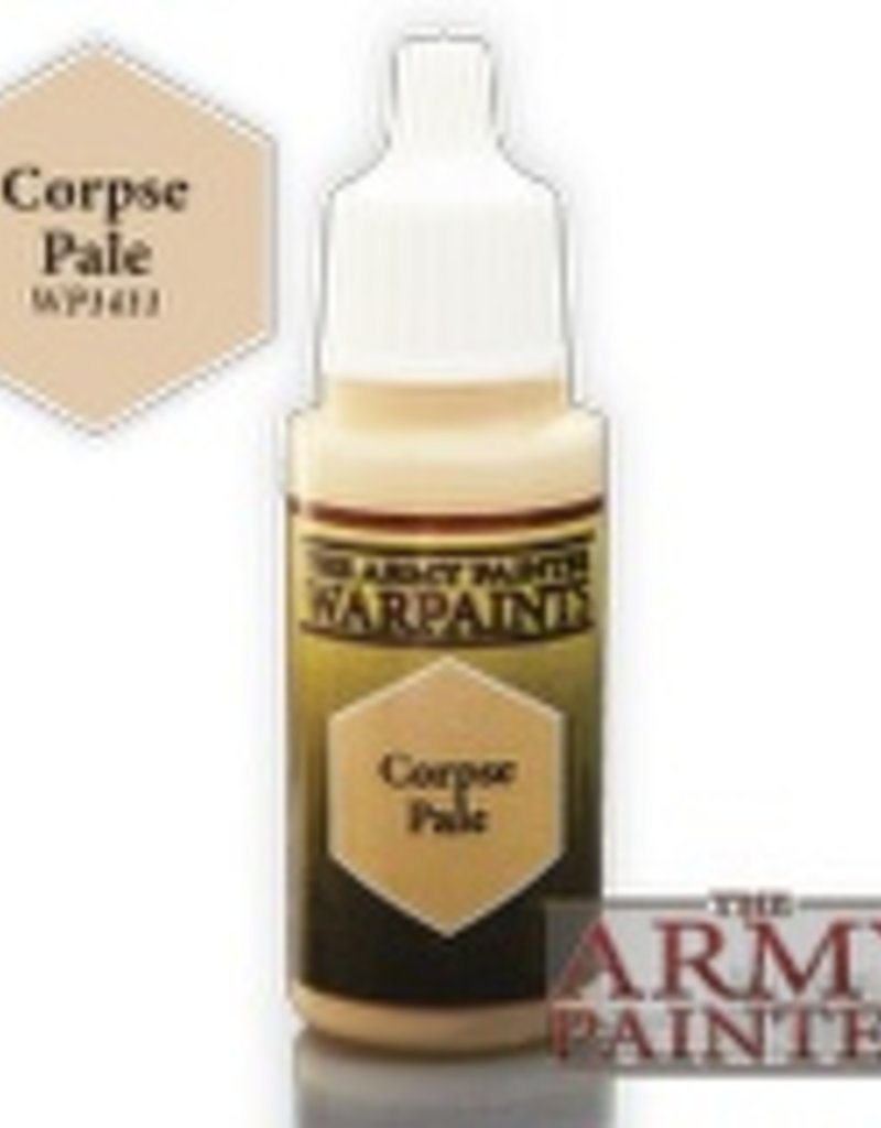 Army Painter Acrylics Warpaints - Corpse Pale