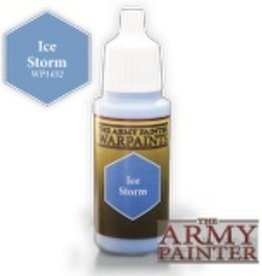 Army Painter Acrylics Warpaints - Ice Storm
