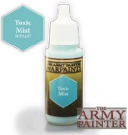 Army Painter Acrylics Warpaints - Toxic Mist