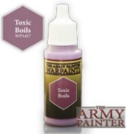 Army Painter Acrylics Warpaints - Toxic Boils