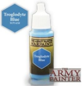 Army Painter Acrylics Warpaints - Troglodyte Blue